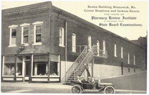 Brunswick, MO | Bowen Building