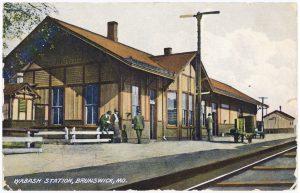 Brunswick, MO | Wabash Station
